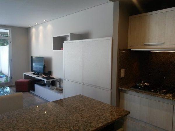 Cocina y mueble tv